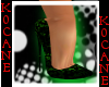 !SS LV Pumps Green