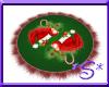 *S* Christmas Rug