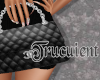 Quilted Chanel Bag Black