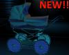 baby stroller girl new !