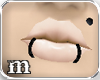 [m] BiggerBlack LipRings