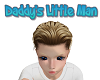 Daddy's Little Man Sign