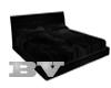 ~BV~ Poseless Black Bed