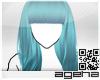 蝶|Minaj4 薄藍Mint