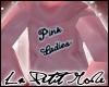 <3 Pink Ladies Jacket