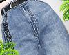 d. loose jeans