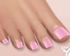 � Pedi Pink