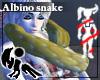 [Hie] Anime albino snake