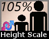 Height Scale 105% F