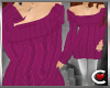 *SC-Snugly Sweater Pink