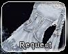-die- Elf dress white