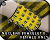 !K Nuclear Bracelet (R)
