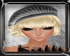 K:Blonde Hair/Black Hat