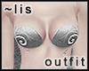 Elven bikini: dove