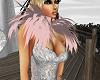 !BD Vintage Pink Feather