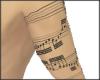 Musician Tatt