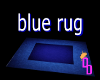 (DD) blue rug