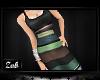 :Z| Striped Dress H