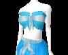 beach blu mix Outfit