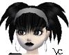 (V) Black tails momoko