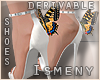 [Is] Butterfly Heels Drv