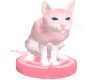 Pink Roomba Kitty