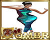 QMBR S - Teal Shimmer