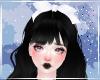 Cute Kawaii Pastel Black White Bows Purse Bag Bird Thigh High