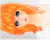 kawaii Orange hair