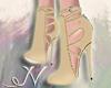 N. Creme Heels