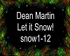DWH  Let it snow song