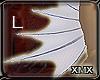 xmx. left arm fins