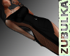 Celine^ Black Dress