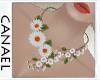 [CNL]Daisy necklace