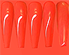 I│Shiny Nails Orange