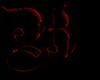 *D3*The letter B Sticker
