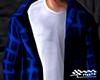Plaid Blue Longsleeve