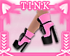 Pink Boots KL