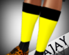 l Jay l Yellow Socks