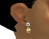 Gold Ear Gems
