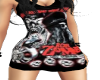 Rob Zombie vest dress