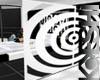 Designer Room Divider Wh