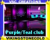 Purple / Teal  Club