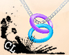 .C 2Rng Necklace *P+T*