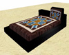 [JL] 7 pose bed w quilt