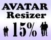 Avatar Scaler 15% / M