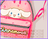M. Cinnamoroll Mini Bag