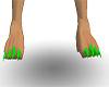 Toxic Foxtrot Feet