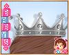 ! Kids Silver Crown *