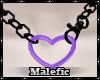 ⛧: Heart Chain Prp F